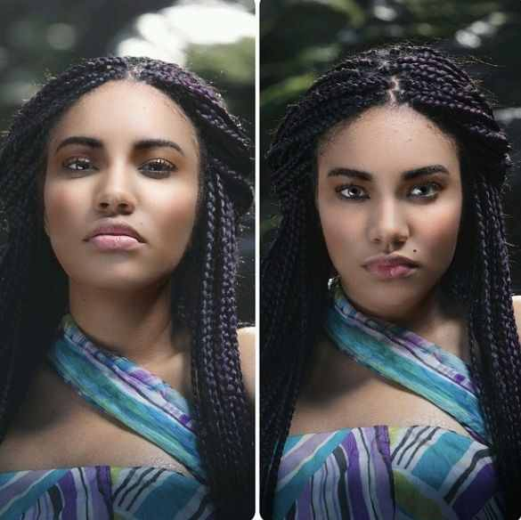 MBGN 2013 Winner Anna Ebiere Banner's New Photos