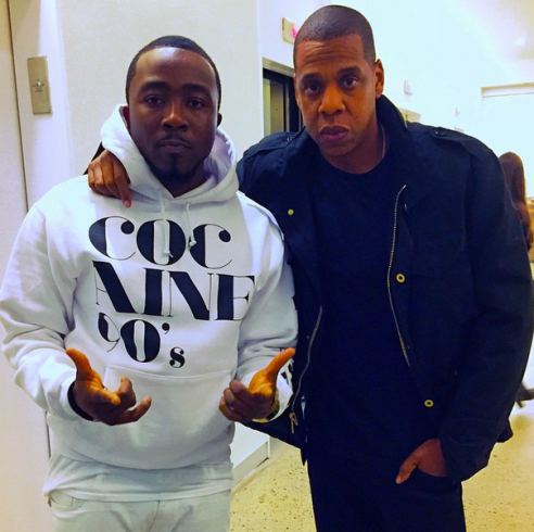 Ice Prince and Jay Z