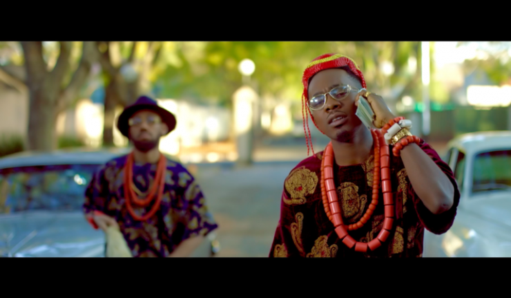 """Patoranking - Drops visuals to """"Money"""" ft. Phyno, A Must Watch"""
