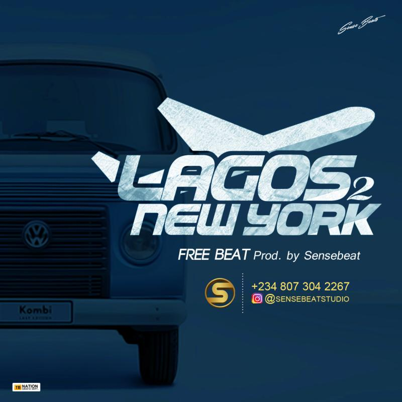 Sense Beatz - Lagos To New York