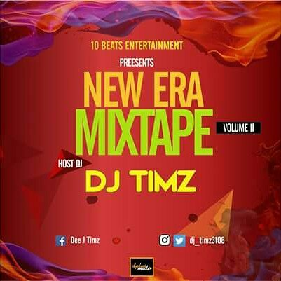 DJ Timz - New Era Mixtape