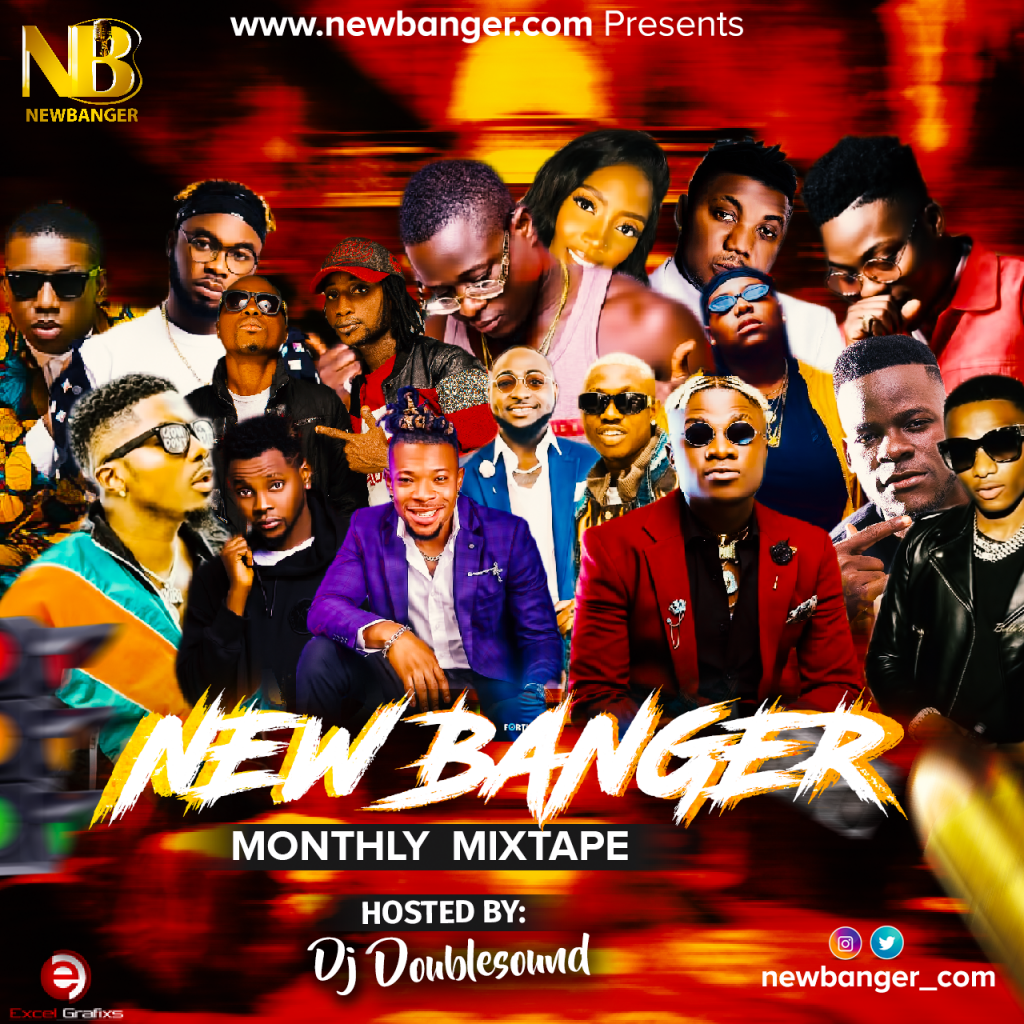 Newbanger Monthly Mixtape